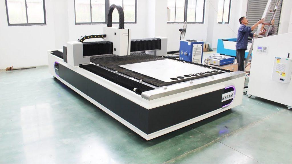 What is a Sheet Metal Fiber Laser Cutting Machine?